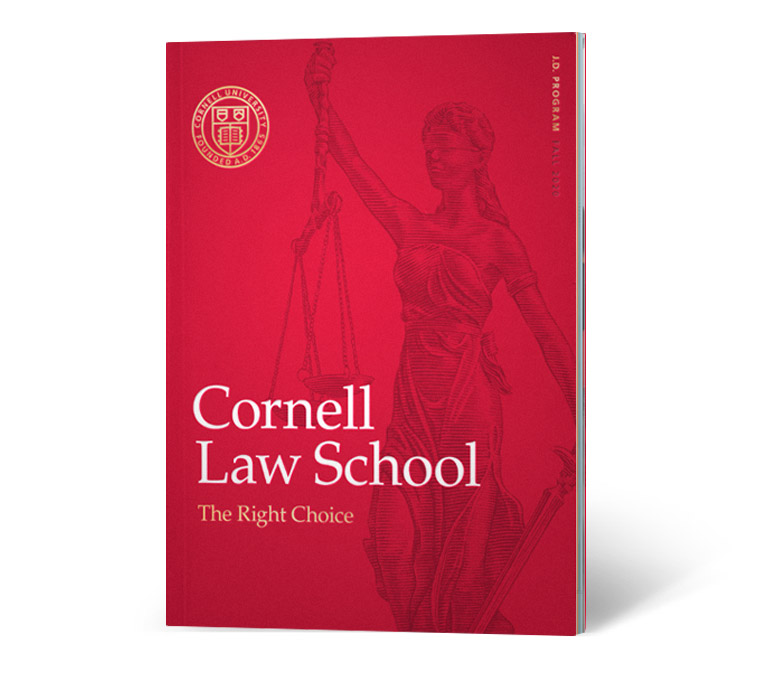 Cornell Law School J.D. Viewbook